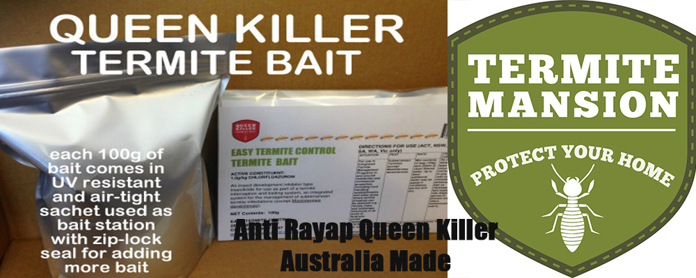 Anti Rayap Queen Killer